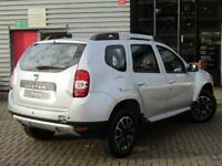 2017 Dacia Duster 1.2 TCe 125 Prestige 5 door Petrol Estate