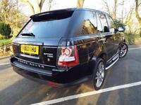 2010 Land Rover Range Rover Sport 3.0 TDV6 HSE 5 door CommandShift Diesel Estate