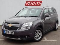 2012 Chevrolet Orlando 2.0 VCDi 163 LTZ 5 door Diesel People Carrier