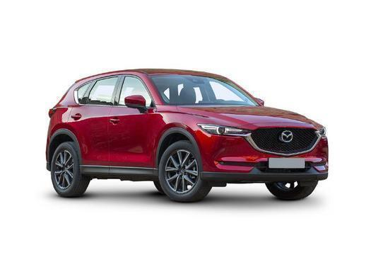 2017 Mazda CX-5 2.0 Sport Nav 5 door Petrol Estate