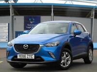 2017 Mazda CX-3 1.5d SE 5 door Diesel Hatchback