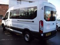 2015 Ford Transit Minibus 2.2 TDCi 125ps H2 15 Seater Diesel Van