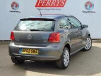 2013 Volkswagen Polo 1.2 TSI 105 SEL 3 door Petrol Hatchback