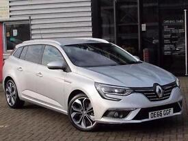2016 Renault Megane 1.6 dCi Signature Nav 5 door Diesel Estate