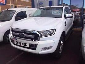 2017 Ford Ranger Pick Up Double Cab Limited 1 2.2 TDCi Diesel Double Cab Pick-up