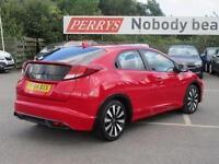 2014 Honda Civic 1.8 i-VTEC SE Plus 5 door Auto Petrol Hatchback