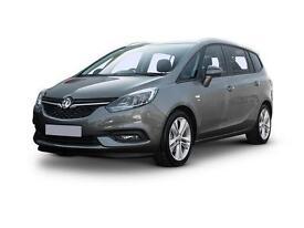 2017 Vauxhall Zafira Tourer 1.4T Design 5 door Petrol Estate