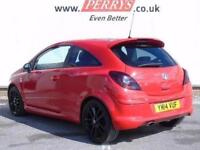 2014 Vauxhall Corsa 1.2 Limited Edition 3 door Petrol Hatchback