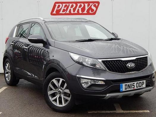 2015 kia sportage 1 7 crdi isg alpine edition 5 door diesel estate in parkgate south. Black Bedroom Furniture Sets. Home Design Ideas