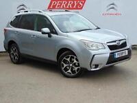 2013 Subaru Forester 2.0 XT 5 door Lineartronic Petrol Estate