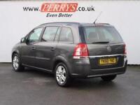 2010 Vauxhall Zafira 1.9 CDTi Exclusiv [120] 5 door Auto Diesel People Carrier