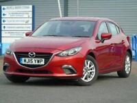 2015 Mazda 3 2.0 SE 5 door Auto Petrol Hatchback