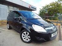 2008 Vauxhall Zafira 1.9 CDTi Breeze Plus [120] 5 door Diesel People Carrier