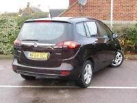 2014 Vauxhall Zafira Tourer 1.4T Exclusiv 5 door Petrol Estate