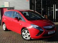 2016 Vauxhall Zafira Tourer 1.4T Exclusiv 5 door Auto Petrol Estate