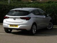 2015 Vauxhall Astra 1.0T 12V ecoFLEX Design 5 door Petrol Hatchback