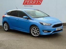 2016 Ford Focus 1.5 TDCi 120 Zetec S 5 door Diesel Hatchback