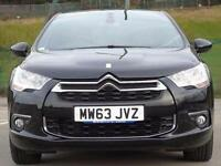 2013 Citroen DS4 1.6 HDi 115 DStyle 5 door Diesel Hatchback