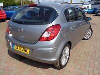 2013 Vauxhall Corsa 1.4 SE 5 door Petrol Hatchback