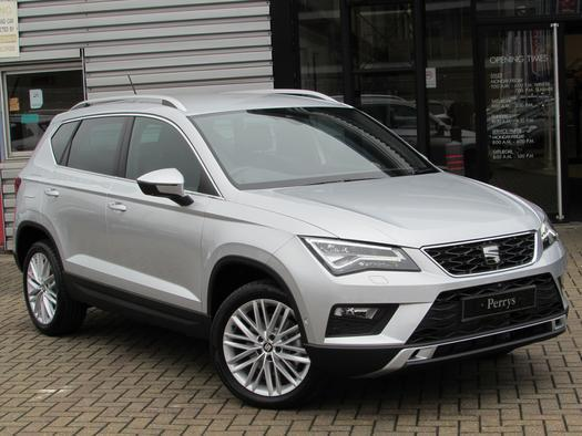 2016 seat ateca 2 0 tdi xcellence 5 door 4wd diesel estate. Black Bedroom Furniture Sets. Home Design Ideas