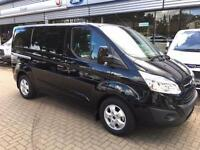 2016 Ford Transit Custom 2.0 TDCi 170ps Low Roof D/Cab Limited Van Diesel