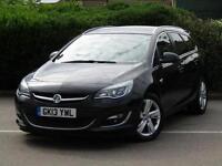 2013 Vauxhall Astra 2.0 CDTi 16V SRi [165] 5 door [Start Stop] Diesel Estate