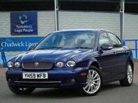 2009 Jaguar X-TYPE 2.0d S 2009 4 door Diesel Saloon