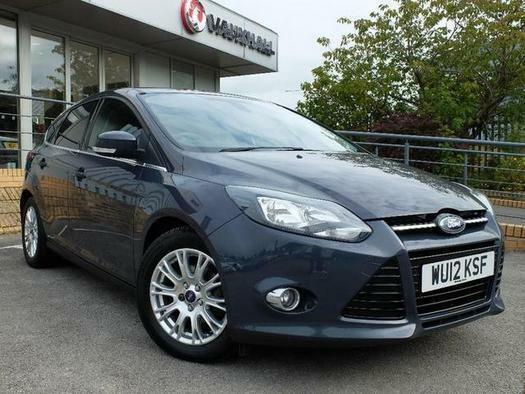 2012 Ford Focus 1.6 TDCi 115 Titanium 5 door Diesel Hatchback