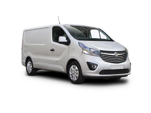 8af9f28fad 2018 Vauxhall Vivaro 2900 1.6CDTi BiTurbo 145PS H1 Ltd Ed Nav D Cab Diesel  Crew