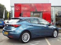2015 Vauxhall Astra 1.6 CDTi 16V 136 Elite 5 door Diesel Hatchback