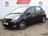 2014 Toyota Yaris 1.33 VVT-i Icon+ 5 door Petrol Hatchback