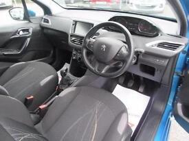2013 Peugeot 208 1.4 VTi Active 3 door Petrol Hatchback
