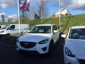 2016 Mazda CX-5 2.2d Sport Nav 5 door Diesel Estate
