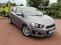 2012 Chevrolet Aveo 1.4 LTZ 5 door Petrol Hatchback