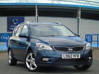2012 Kia Ceed 1.6 CRDi 3 5 door Auto Diesel Estate