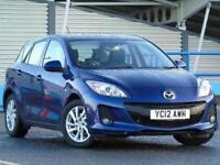 2012 Mazda 3 1.6 TS2 Nav 5 door Petrol Hatchback