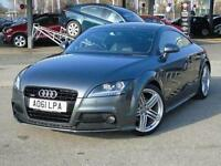 2011 Audi TT Coupe 2.0 TDI Quattro Black Edition 2 door Diesel Coupe