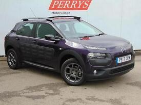 2017 Citroen C4 Cactus 1.6 BlueHDi Feel 5 door [non Start Stop] Diesel Hatchback