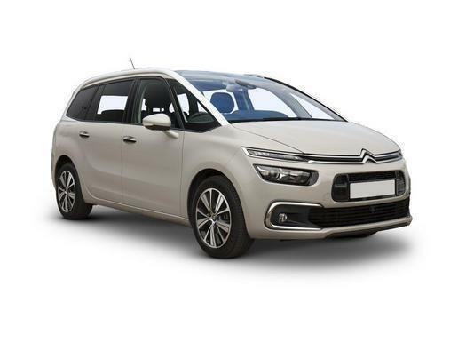 2017 Citroen C4 Grand Picasso 1.2 PureTech Touch Edition 5 door Petrol Estate