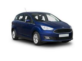 2016 Ford C-MAX 1.6 125 Zetec 5 door Petrol Estate