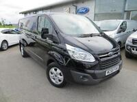 2015 Ford Transit Custom 2.2 TDCi 155ps Low Roof Limited Van Diesel