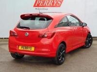 2018 Vauxhall Corsa 1.4 Limited Edition 3 door Petrol Hatchback