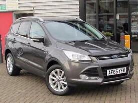 2015 Ford Kuga 2.0 TDCi 180 Titanium 5 door Powershift Diesel Estate