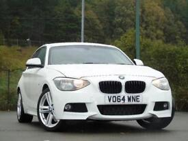 2014 BMW 1-Series 120d M Sport 5 door Diesel Hatchback