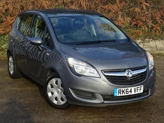 2014 Vauxhall Meriva 14t 16v Exclusiv 5 Door Auto Petrol Estate