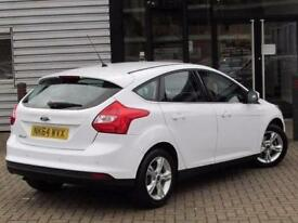 2014 Ford Focus 1.6 Zetec 5 door Petrol Hatchback