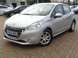 2012 Peugeot 208 1.4 VTi Active 5 door Petrol Hatchback