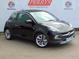 2017 Vauxhall Adam 1.4i Rocks Air 3 door Petrol Hatchback