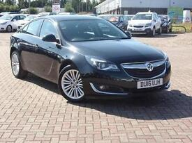 2016 Vauxhall Insignia 1.4T Design Nav 5 door [Start Stop] Petrol Hatchback