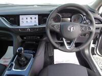 2018 Vauxhall Insignia 1.5T [165] Design Nav 5 door Petrol Hatchback